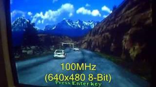 The Pentium 90 (P5) Overclock