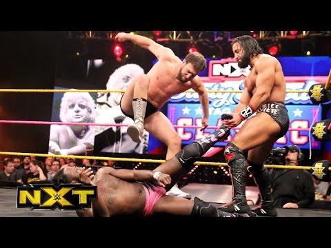 No Way Jose & Swann vs. Gulak & Nese - Dusty Rhodes Tag Team Classic, WWE NXT, Oct. 19, 2016