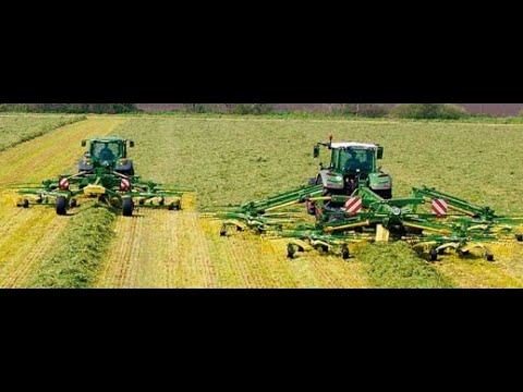 Haymaking #Agriculture #Equipment #Organic #e-learning #Agritechnica #Agtech