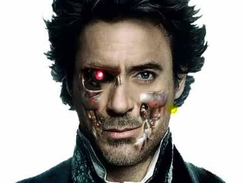 Adobe Photoshop Cs6 Terminator face.mp4