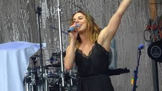 12.8.2017 MELANIE C - FIRST DAY OF MY LIFE Support of ZUCCHERO in R...