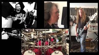 """""""Wake Up Dead"""" - Megadeth """"Quarantine Jams"""" - Members of OVERKILL, EXODUS, ANGOR, EX- SHADOWS FALL"""
