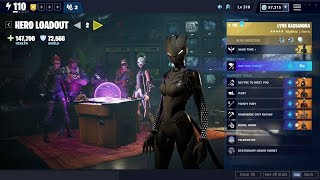 CHANGE EN HEROES Explication et Résumé 8.0 dans Saving the Fortnite World New Heroes
