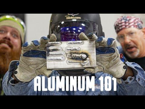 How NOT to Weld Aluminum