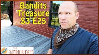 Secret Meeting With Snake - Bandits Treasure S3 E25