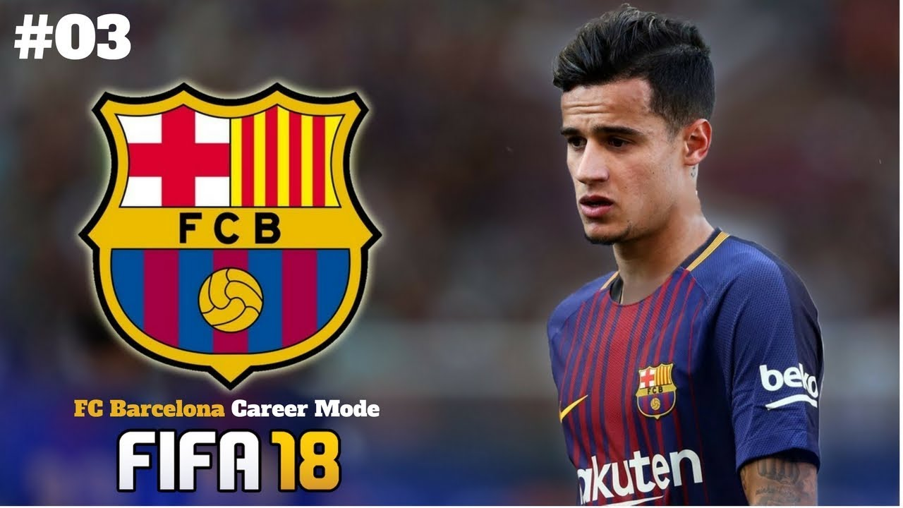 FC Barcelona Career Mode (Season 1) Squads SoFIFA