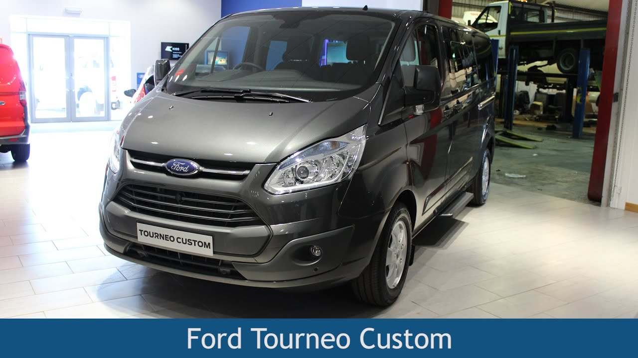 ford tourneo custom 2015 review youtube. Black Bedroom Furniture Sets. Home Design Ideas
