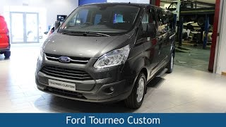 Ford Tourneo Custom 2015 Review