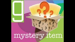 Mystery items from geek.com!!! What in the world could be inside!!!!???