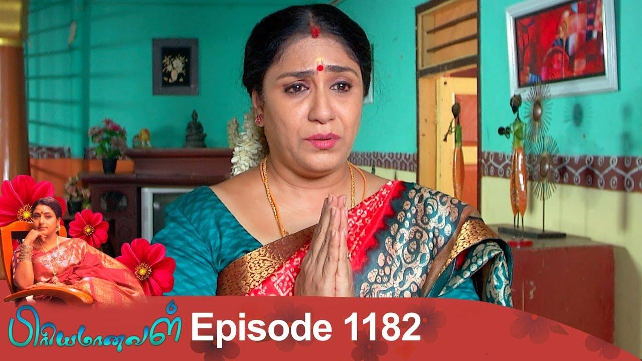 Priyamanaval Episode 1182, 29/11/18