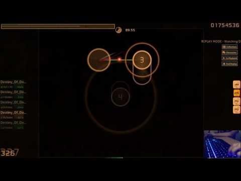 osu! #5 - Linked Horizon ~ Shinzou o Sasageyo! - Destiny of Doom