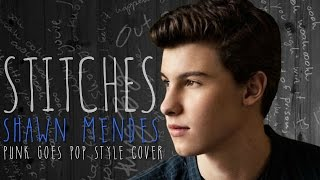 Shawn Mendes Stitches Band Actions Speak Louder Punk Goes Pop Style Cover Post Hardcore