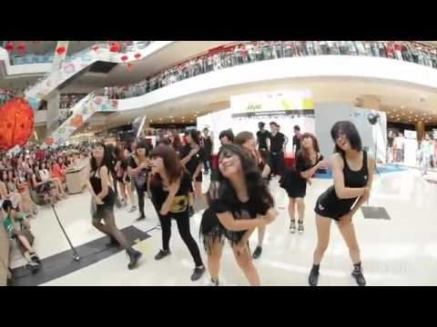 YG Lovers Crew Dance Cover Gangnam style & Fantastic baby