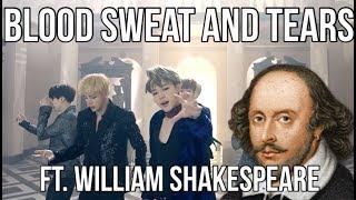 BTS 39 Blood Sweat Tears 39 MV but it