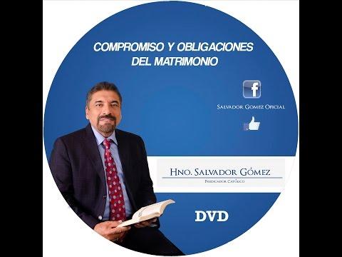 COMPROMISO Y OBLIGACIONES DEL MATRIMONIO - SALVADOR GOMEZ