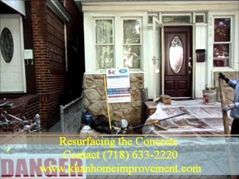 Sidewalk Contractor NYC (718) 633-2220 Sidewalk Violation Removal Manhattan New York