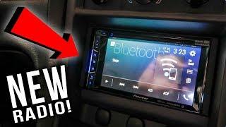 RE-DO BLUE: New Touchscreen Radio! | Episode 44