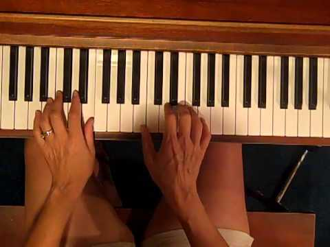How to Accompany a Jazz Waltz by www.EasyPianoStyles.com