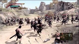Warriors- Legends of Troy Episode4 - Paris