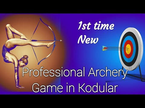 How to make Professional Archery Game in Kodular
