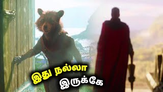 Avengers END GAME Thor , Rocket New Theory in Tamil