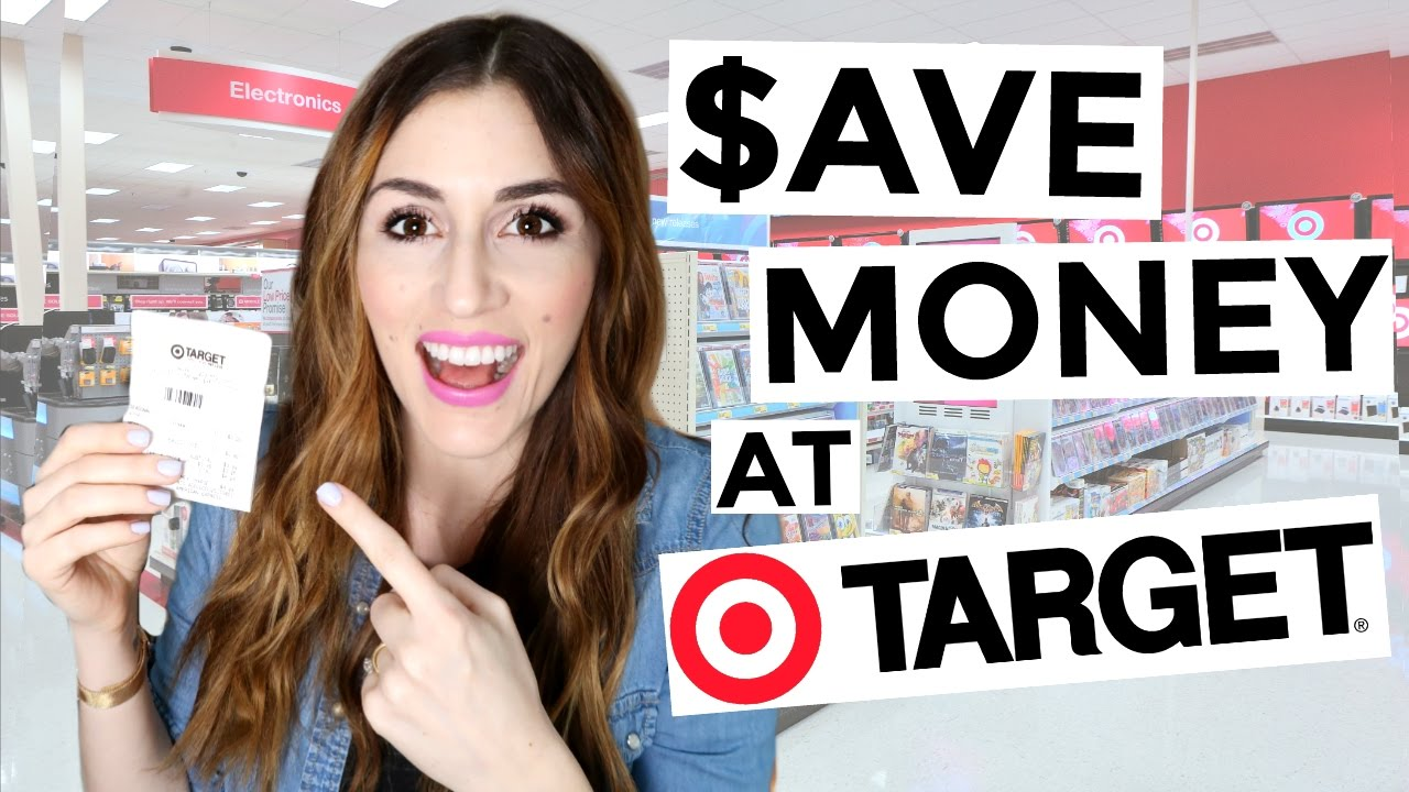 Save Money When Shopping at Target | TARGET HACKS  | Shop with Me