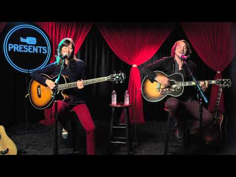 "YouTube Presents: Silversun Pickups ""Bloody Mary (Nerve Endings)"" (Live Acoustic)"