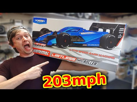 Project World's FASTEST RC Car