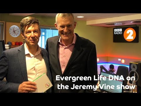 Evergreen Life DNA testing: As heard on BBC Radio 2's Jeremy Vine show