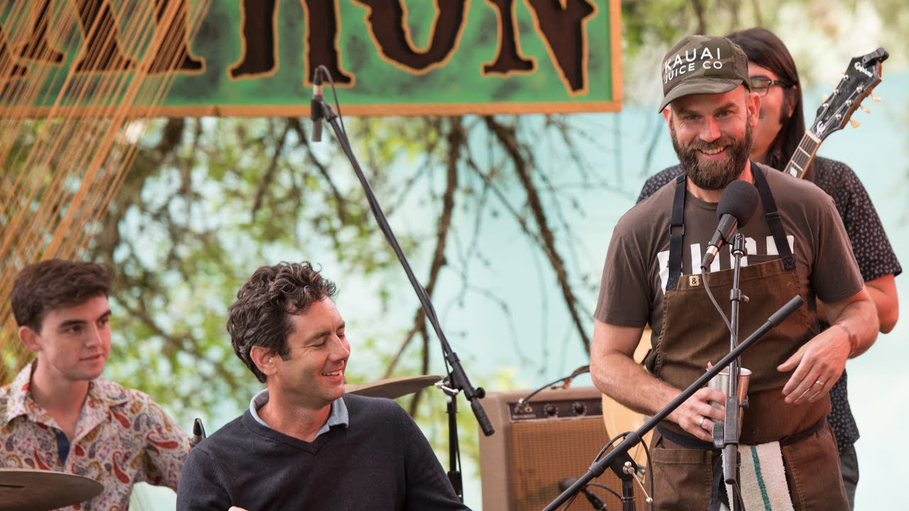 Curation Series S02E03 feat  Chef John Berube and Lost Bayou Ramblers