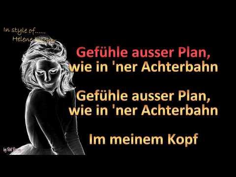 Helene Fischer- Achterbahn - Instrumental