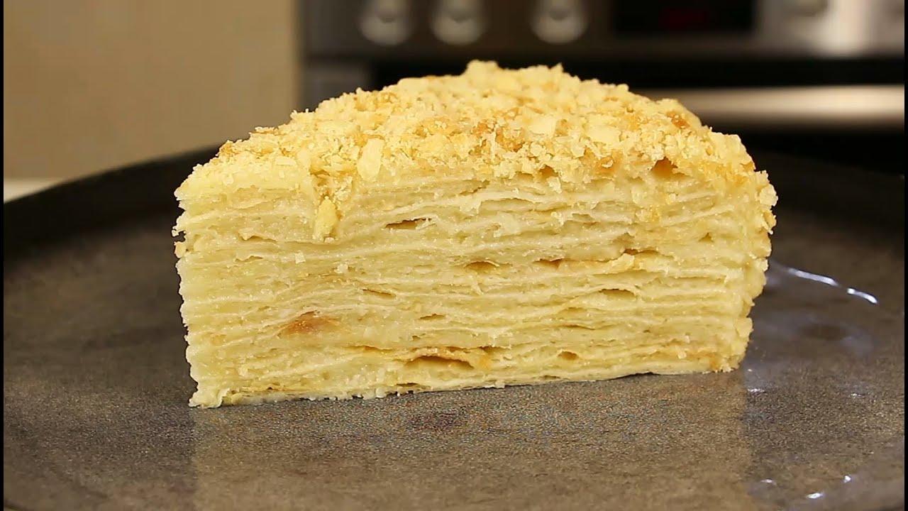 Нежный ПОСТНЫЙ ТОРТ на праздничный новогодний стол! Простой рецепт СЛОЕНОГО торта!