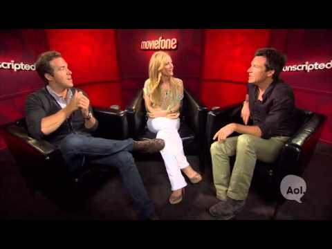 'The Change-Up' | Unscripted | Jason Bateman, Ryan Reynolds, Leslie Mann