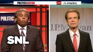 Politics Nation: Wall Street - SNL