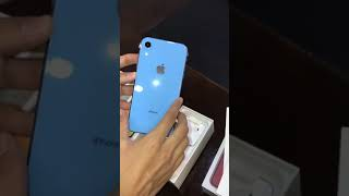 iPhone XR unboxing Demo the all new iPhone XR starting tomorrow