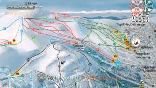 видео Горнолыжные курорты Норвегии