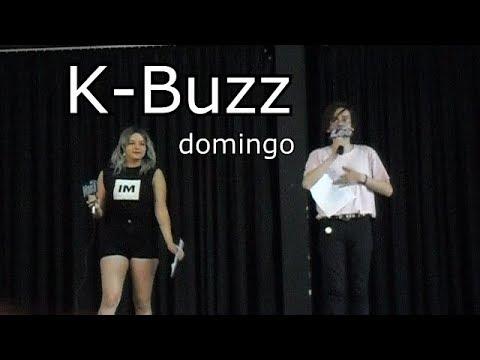 Adentrando o mundo do K-Pop - K-Buzz (domingo)