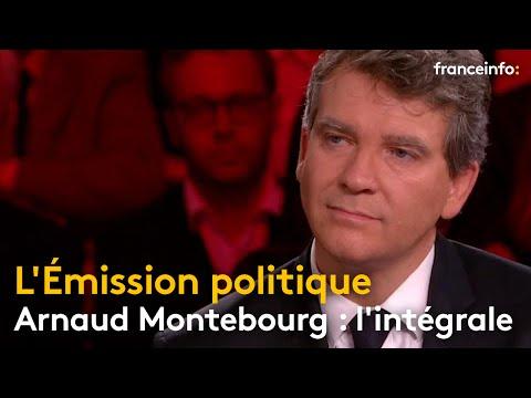 L'émission politique : Arnaud Montebourg, l'intégrale  - franceinfo: