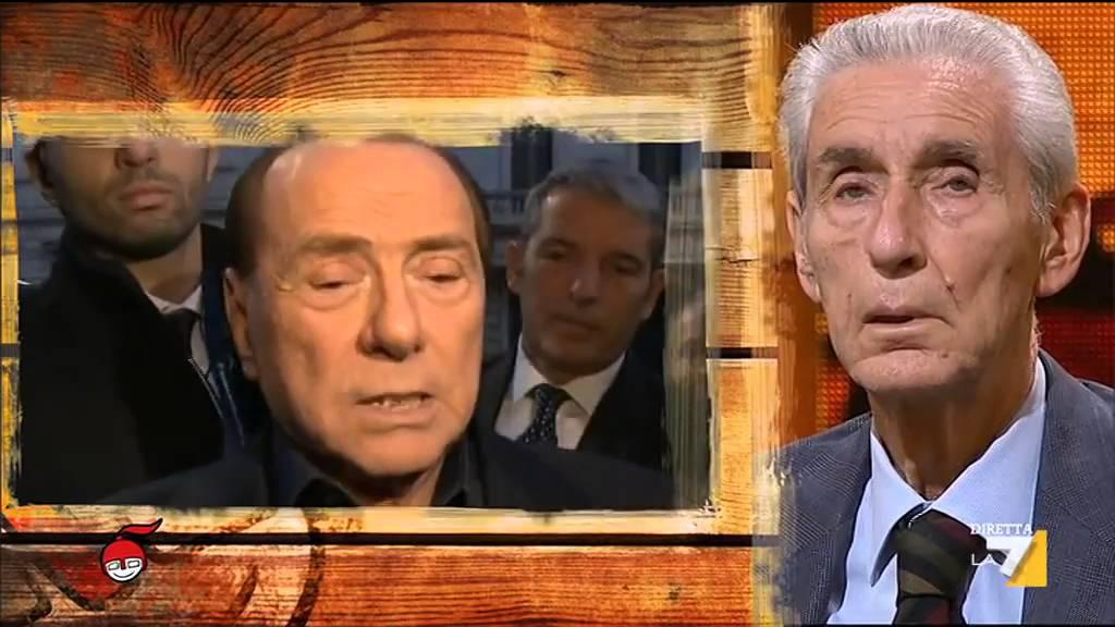 Berlusconi Ha Paura Dell Isis Youtube