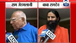 Ramdev, Ram Jethmalani support Modi for PM