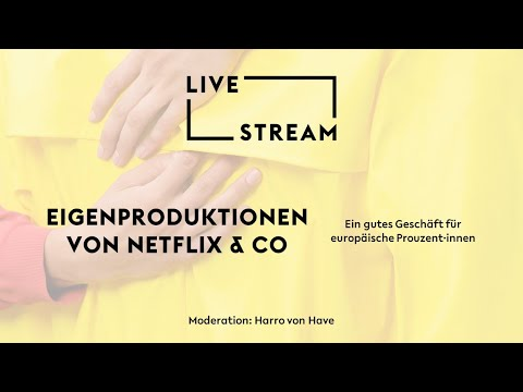 IN-HOUSE PRODUCTIONS BY NETFLIX & CO // A good deal for European producers?