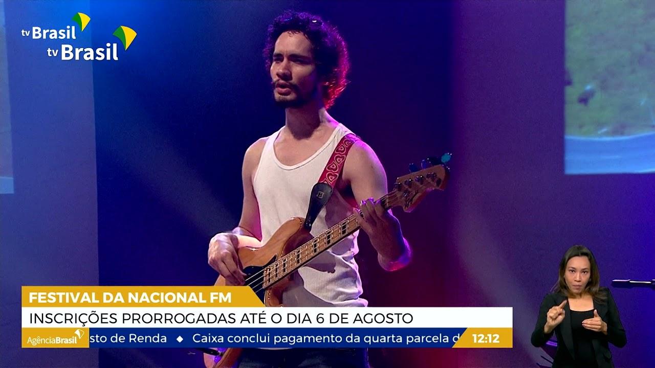 DF | Inscrições do Festival de Música Nacional FM prorrogadas até o dia 6
