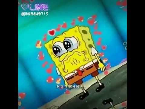 Wallpaper Kartun Spongebob Sedih