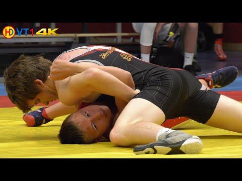 🤼 | WRESTLING | Friendship Fight (Freestyle) - 152 lbs | RIEGER, E. (GER) vs. SLIVA, K. (USA)