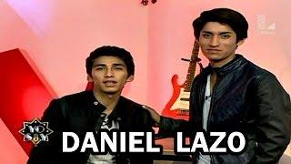 """YO SOY 14-04-15 DANIEL LAZO """"SI NO ES CONTIGO"""" [CHARLIE CERVANTES] YO SOY 2015"""