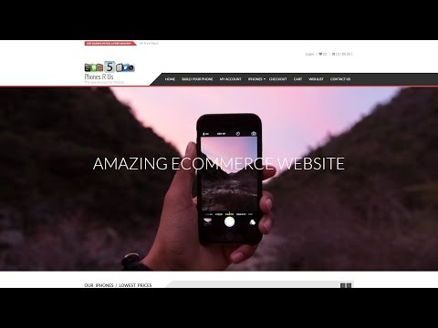 How To Create A Stunning And Free ECommerce Website With Wordpress 2017 | Online Store Tutorial