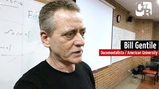 Bill Gentile: Consejos para un videoperiodista