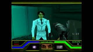 🇩🇪 Broken Helix PS1 Game in German (Tonka Plot) / Spiel auf Deutsch (Teil #2)