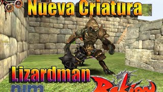 """Rakion - Nueva Criatura ,Cell """"Lizardman"""" vs Otros Cells 99"""