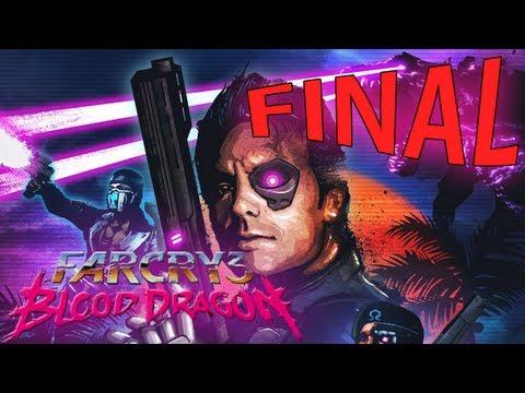 Far Cry 3 : Blood Dragon - FINAL ÉPICO (CLICHÊ) [ Detonado Playthrough em PT-BR ]